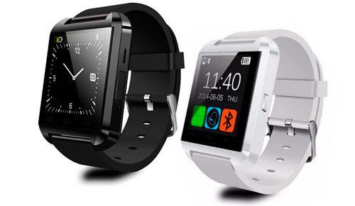 U Watch U8 Smartwatch - Comprar Reloj Inteligente Barato