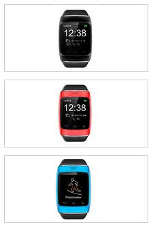 colores smartwatch zgpax s12
