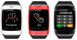 Reloj Smartwatch ZGPAX S12 Podómetro/Bluetooth/FMRadio Android