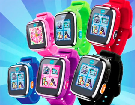 smartwatch kidizoom dx 2017