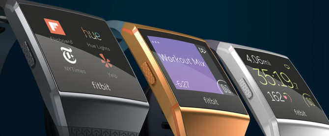 smartwatch deportivo fitbit ionic